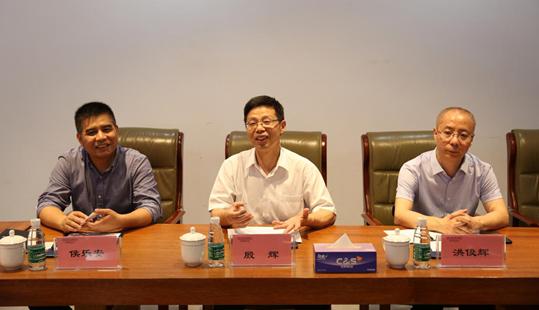 """禅城区政协领导到欧神诺开展""""企业暖春行动"""""""