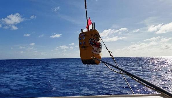 """哈工大""""悟空""""号完成第三阶段深海海试试验"""