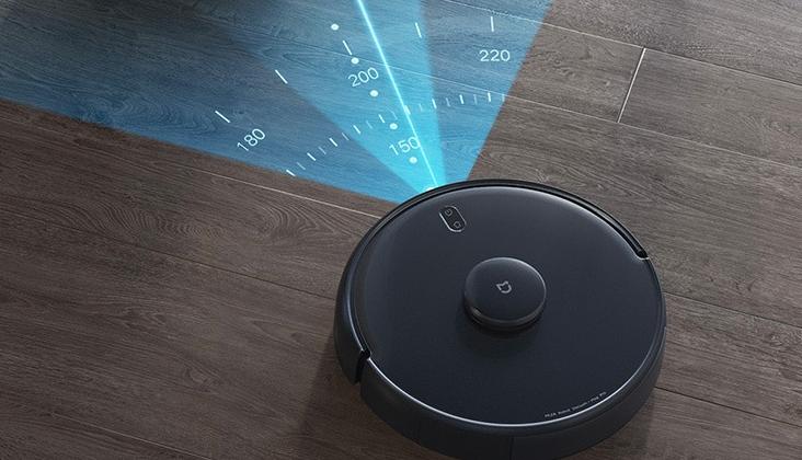 米家扫拖机器人Pro开启精准避障时代