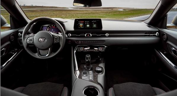 丰田全新Supra正式公布售价:49.6万起