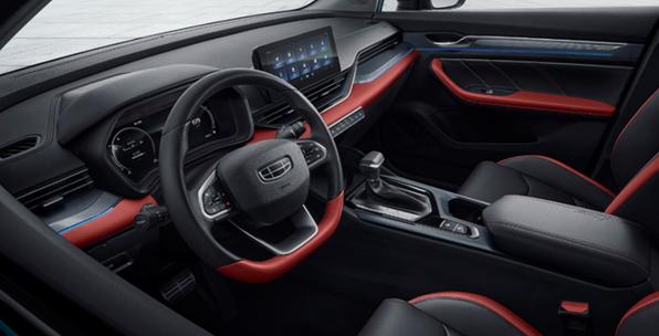吉利帝豪S开启预售,推出4款车型