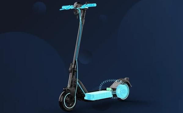 小牛發布首款電動滑板車