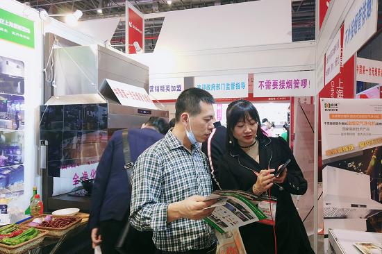 上海多环无烟管内循环油烟空气净化机令人赞叹不已
