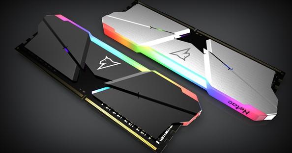 """朗科推出首款高端RGB內存,命名為""""絕影"""""""