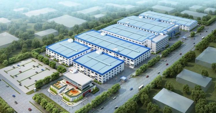 迪莫热泵武汉二期高端热泵研发中心项目正式奠基