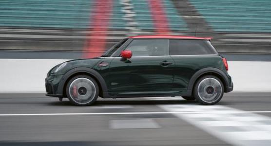 魅族18涂裝的MINI JCW賽車將亮相2021大師挑戰賽