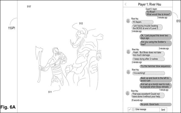 索尼申請新專利:允許玩家在線配對指導