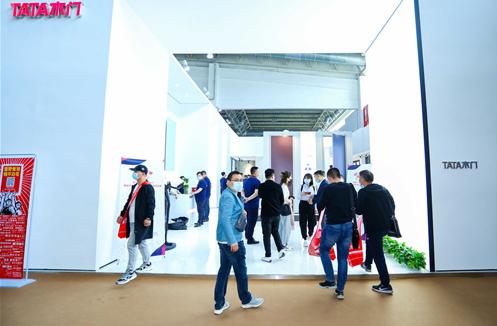 TATA木門開啟2021全球招商計劃
