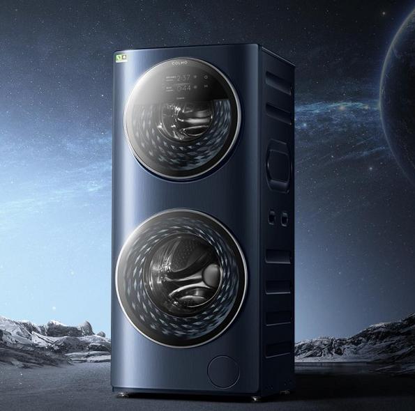 COLMO子母太空艙洗衣機以科技成就新標桿
