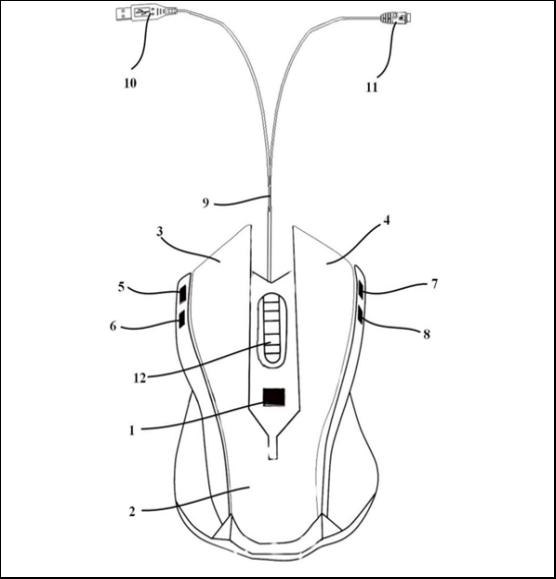 """比亚迪""""一种多功能鼠标""""专利被授权公开"""