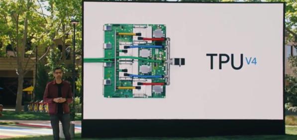 Google CEO宣布推出最新一代AI芯片TPU v4