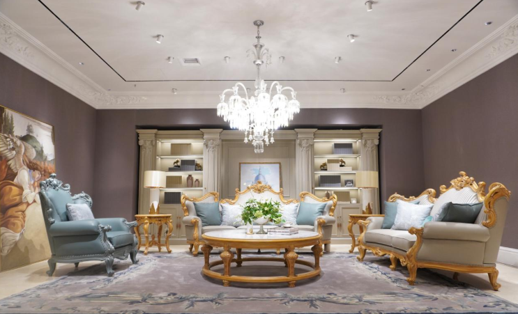 大风范杭州第六空间国际家居店全新升级盛大开业
