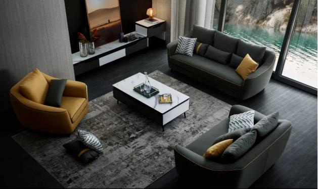 左右沙发让你的左右之处,幸福生花