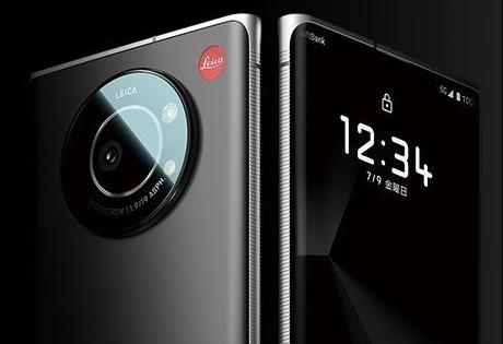 徕卡推出自家手机产品—Leitz Phone 1