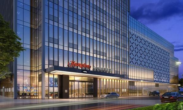 希尔顿欢朋酒店进驻天津南路,引领酒店新格局